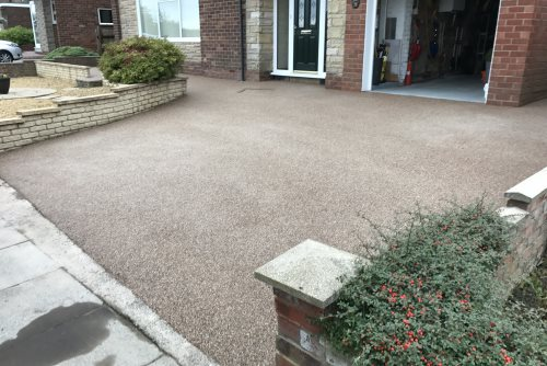 Low Maintenance Driveways in Newcastle from Sentinal Surfacing