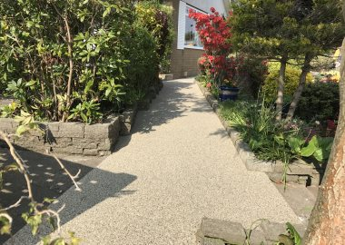 Resin Bound Paving in Newcastle